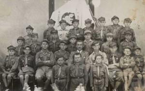 1933-34-Druzyna-Harcerska